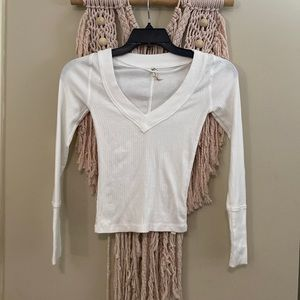 Free People intimately tee size XS